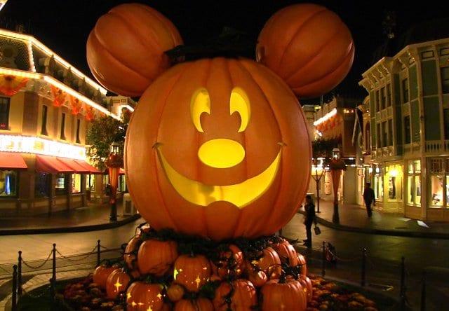 Festas de halloween na Califórnia