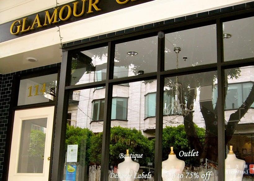 Glamour Closet em San Francisco
