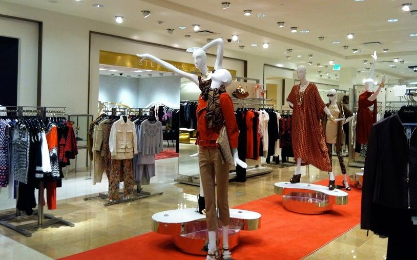 Loja Neiman Marcus em San Francisco