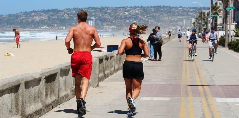 Lugares para comprar tenis de corrida em San Diego