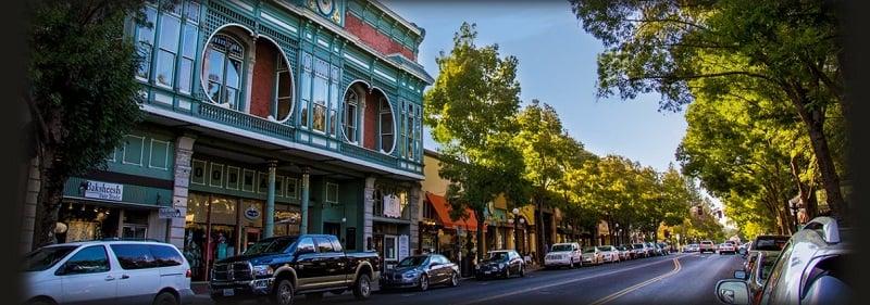 Santa Helena em Napa Valley