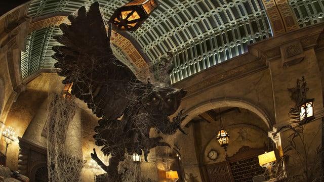 Atração The Tower of Terror da Disney