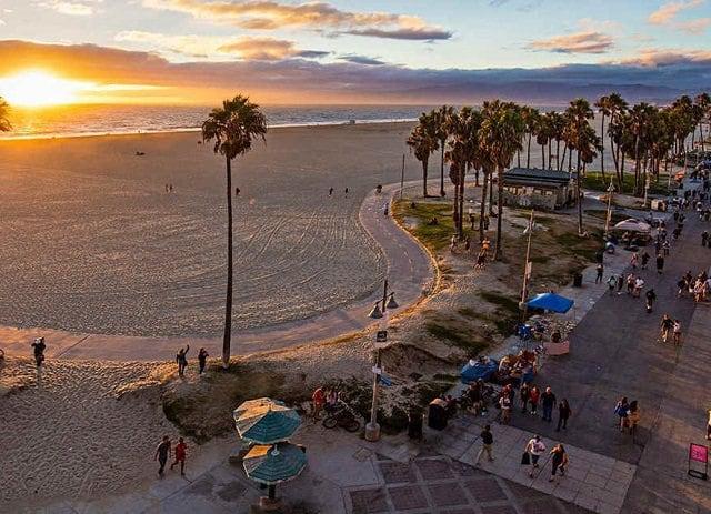 Principais pontos turísticos da Califórnia