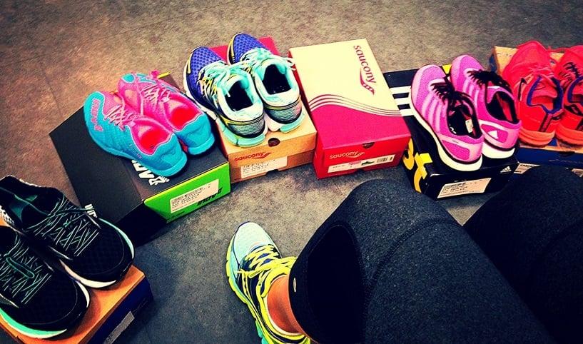 Lojas de departamento para compra de sapatos em San Diego