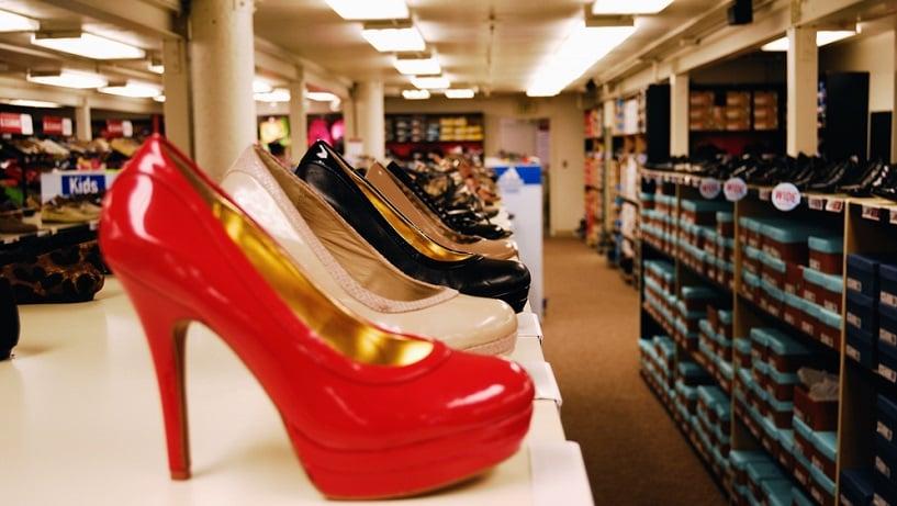 Lugares para comprar sapatos em San Francisco