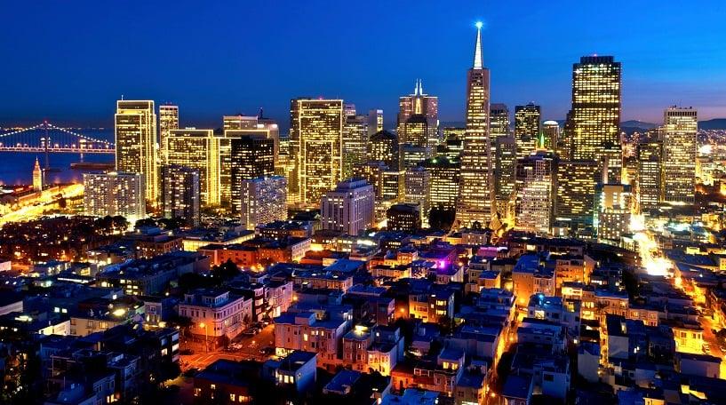 Cidades turísticas da Califórnia