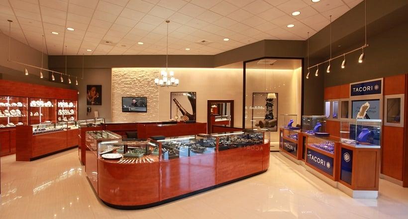 Lugares para comprar joias e bijuterias na Califórnia