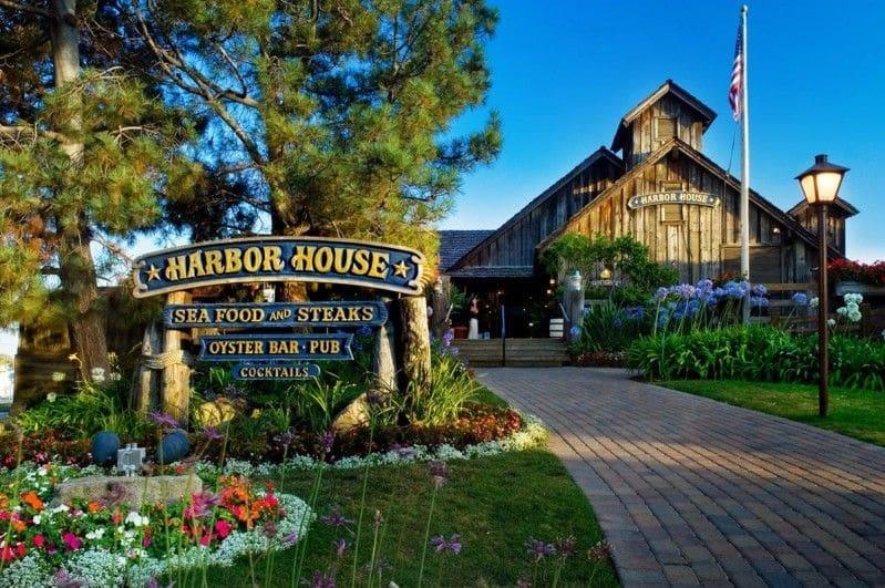 Restaurante Harbor House em Seaport Village em San Diego