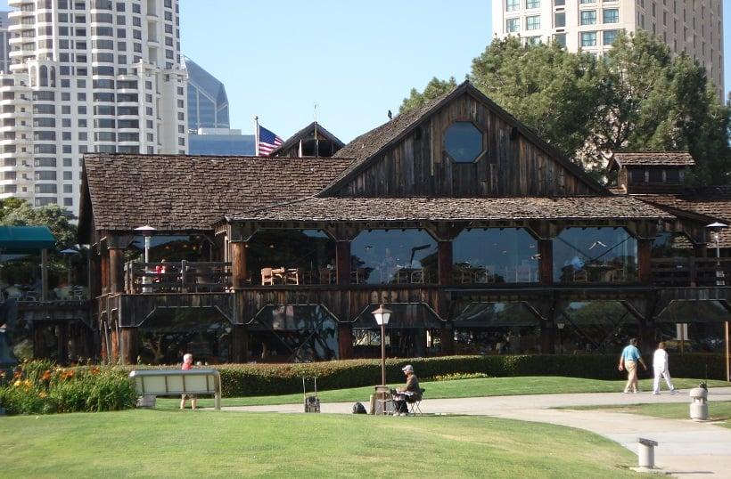 Atrações e passeios em Seaport Village em San Diego