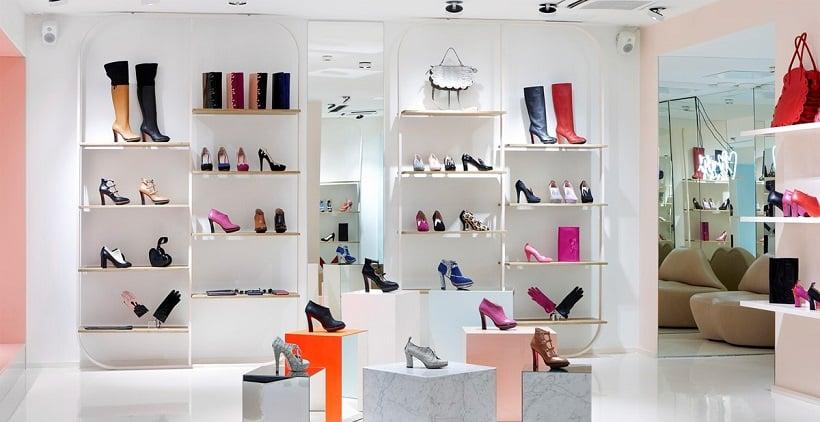 Lugares para comprar sapatos em San Diego