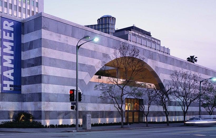 Museu Hammer em Los Angeles na Califórnia