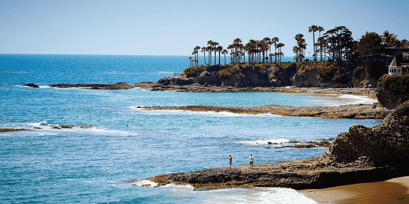 Principais hotéis em Laguna Beach