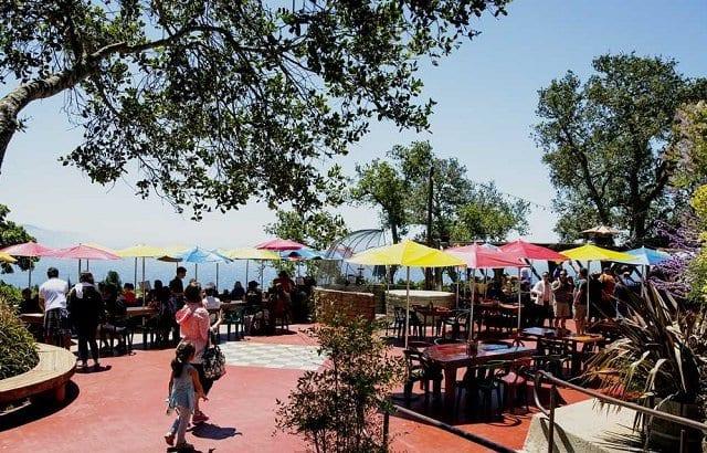 Restaurantes em Big Sur