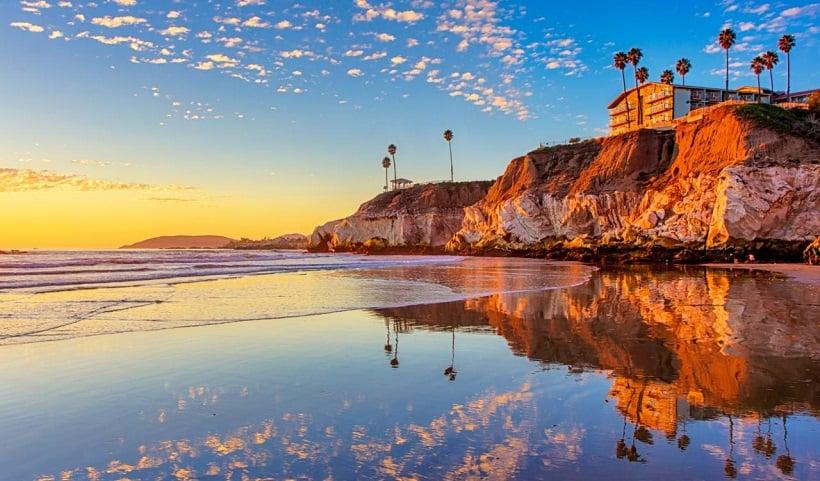 Roteiro de praias de San Francisco à San Diego
