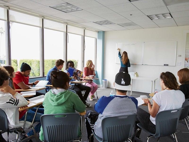 Escolas de inglês em Los Angeles