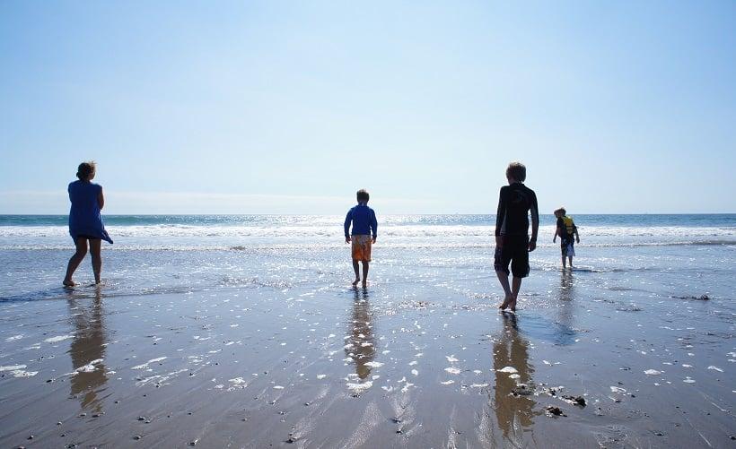 Roteiro de praias em Santa Bárbara