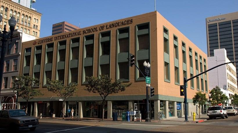 Escola de inglês CISL em San Diego