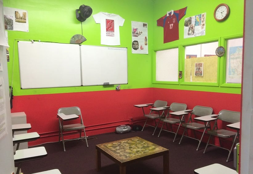 Escola de inglês Advance English Academy em San Francisco