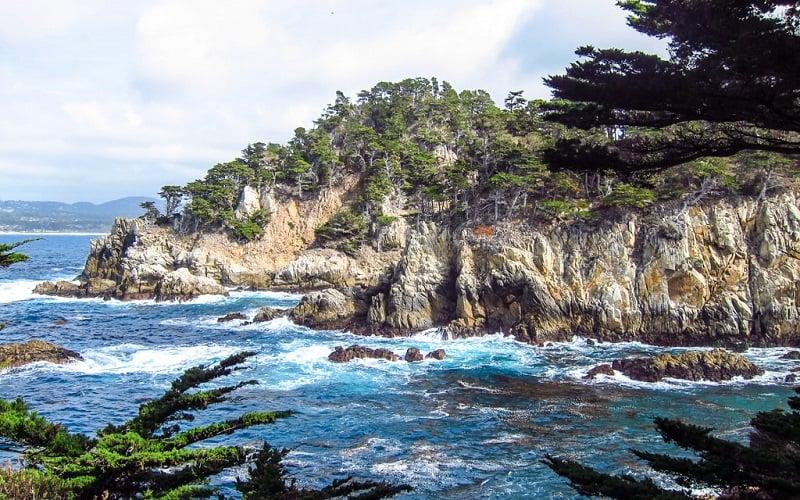Point Lobos State Natural Reserve em Big Sur