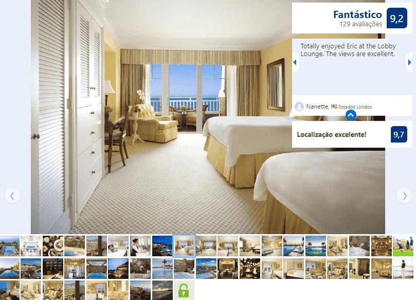 Hotel Montage para ficar em Laguna Beach