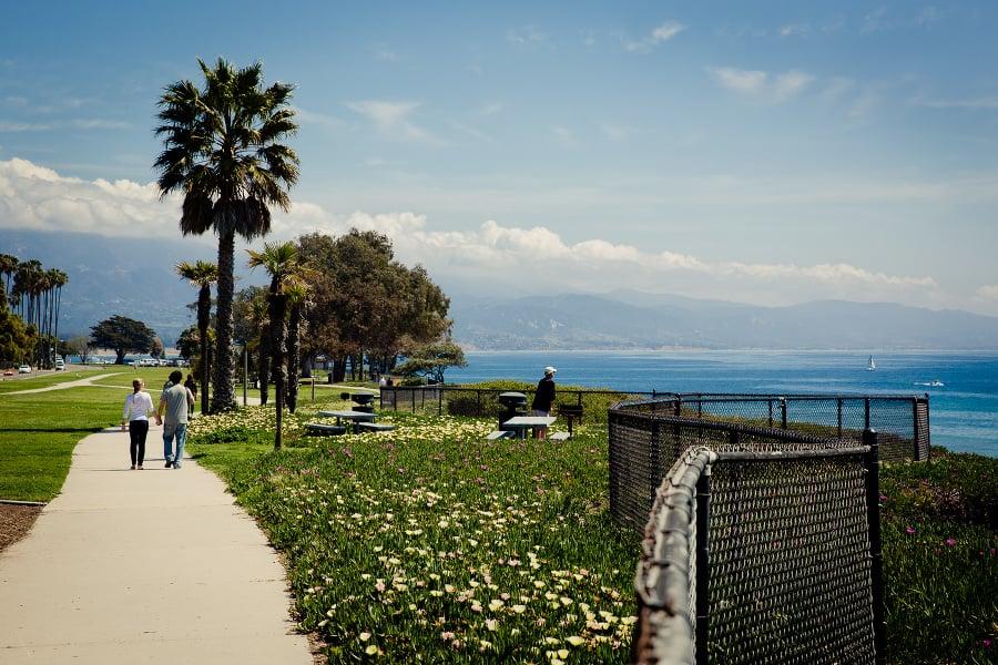 Shoreline Park em um roteiro em Santa Bárbara
