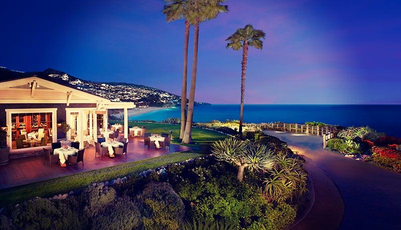 Restaurante Studio em Laguna Beach