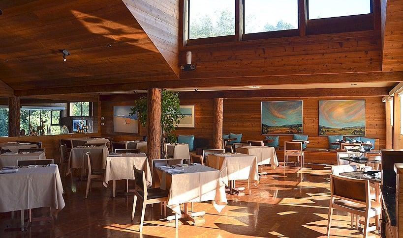 Restaurante The Ventana Inn and Spa Ventana em Big Sur