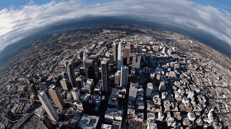 Los Angeles em fevereiro