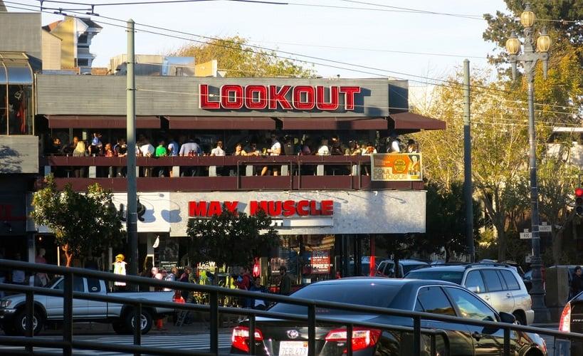 Bar Lookout no bairro Castro em San Francisco