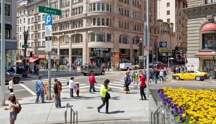 Movimentação de turistas no mês de janeiro em San Francisco