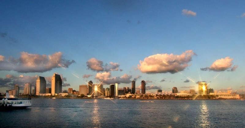 San Diego em janeiro
