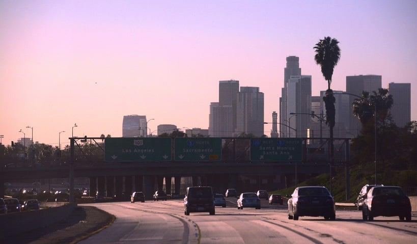 Condições climáticas no mês de janeiro em Los Angeles