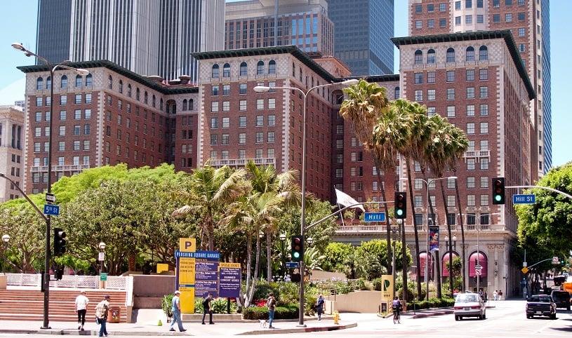 Movimentação de turistas no mês de janeiro em Los Angeles