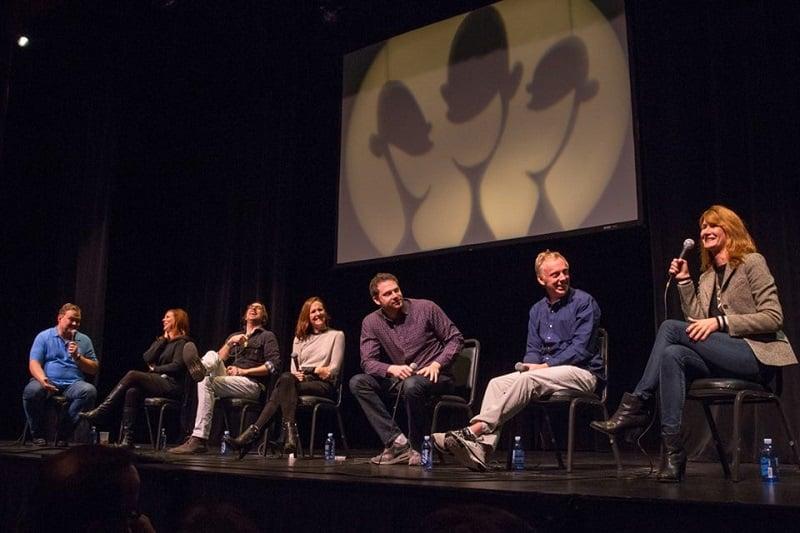 Festival de Comédia em San Francisco no mês de janeiro