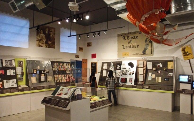 GLBT History Museum no bairro Castro em San Francisco