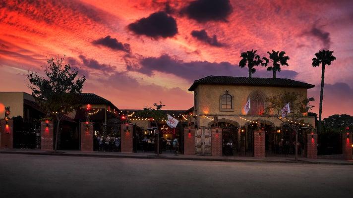 Bar Abbey em Los Angeles