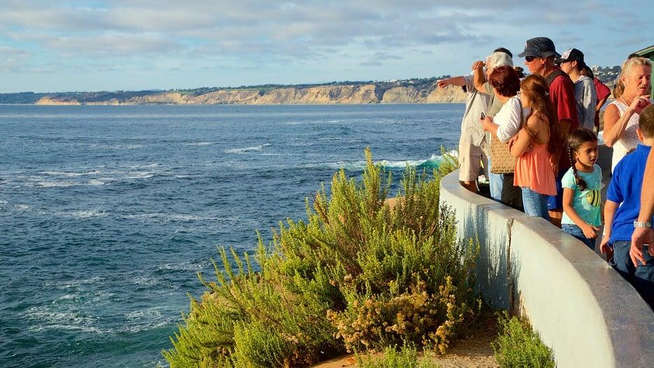 Movimentação de turistas no mês de janeiro em San Diego