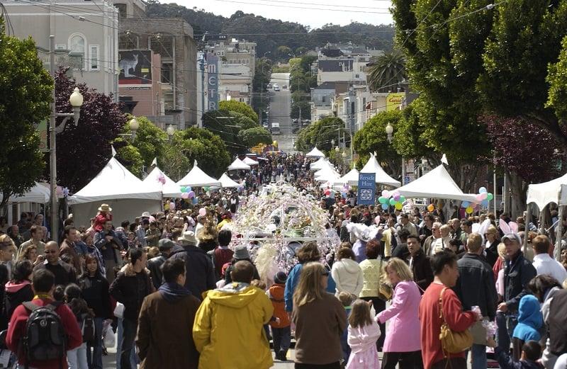 Eventos no mês de março em San Francisco