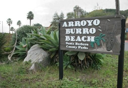 Arroyo Burro County Beach Park em Santa Bárbara