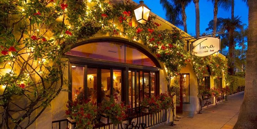 Toma Restaurant and Bar em Santa Bárbara