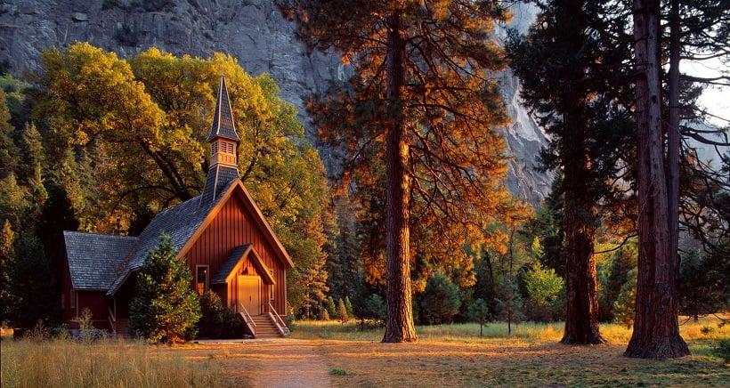 Parques Nacionais na Califórnia