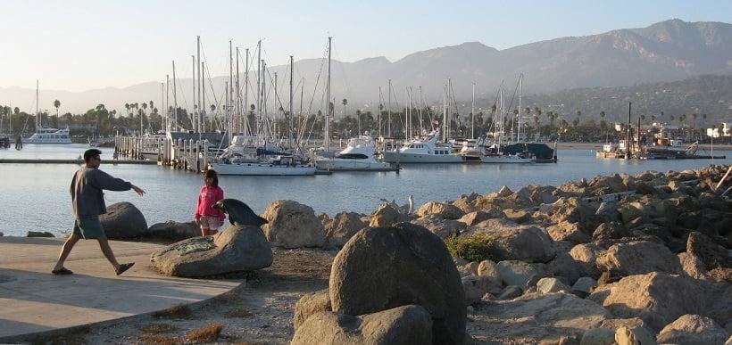 Visita ao Santa Bárbara Waterfront