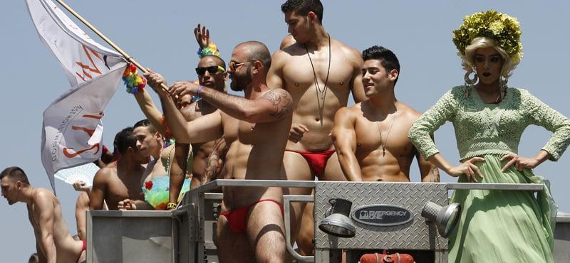 Gays e GLS em Los Angeles