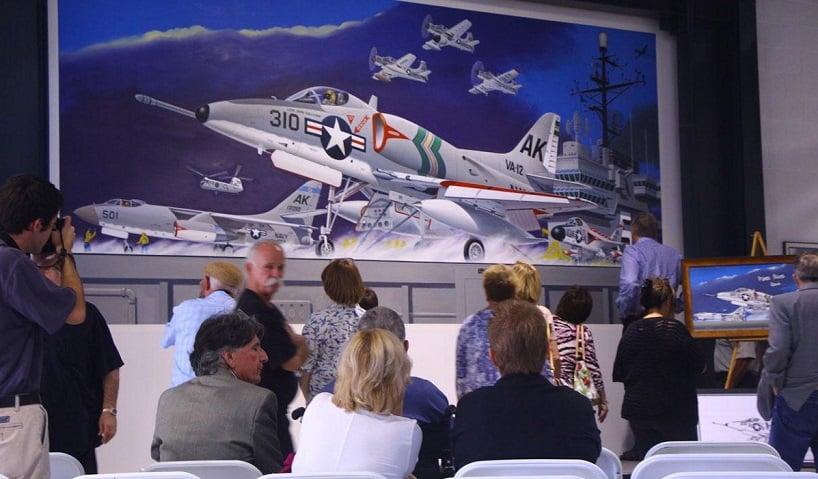 Atrações no Museum of Flying em Santa Mônica