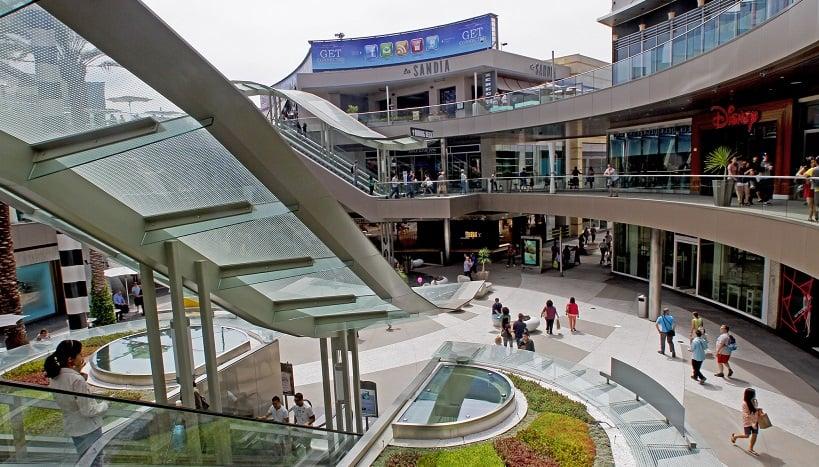 Turismo no Shopping Santa Mônica Place