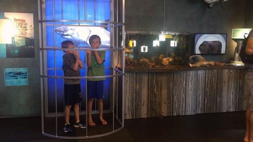 Visita ao Santa Bárbara Maritime Museum