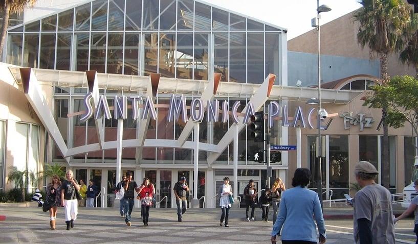 Visita ao Shopping Santa Mônica Place
