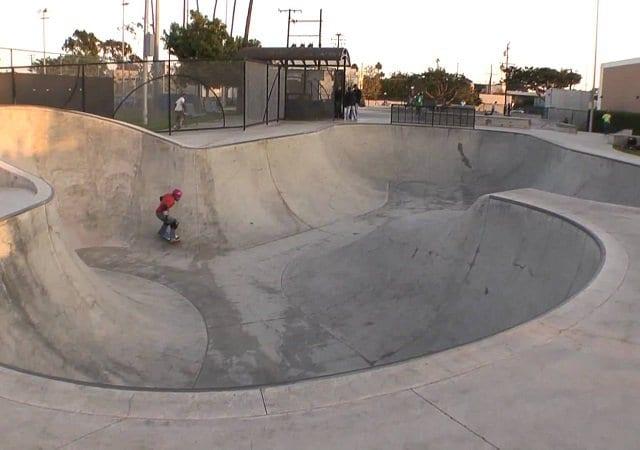 Pistas de skate em Santa Mônica