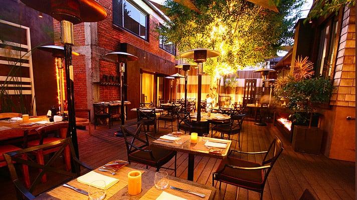 Restaurantes em Santa Mônica