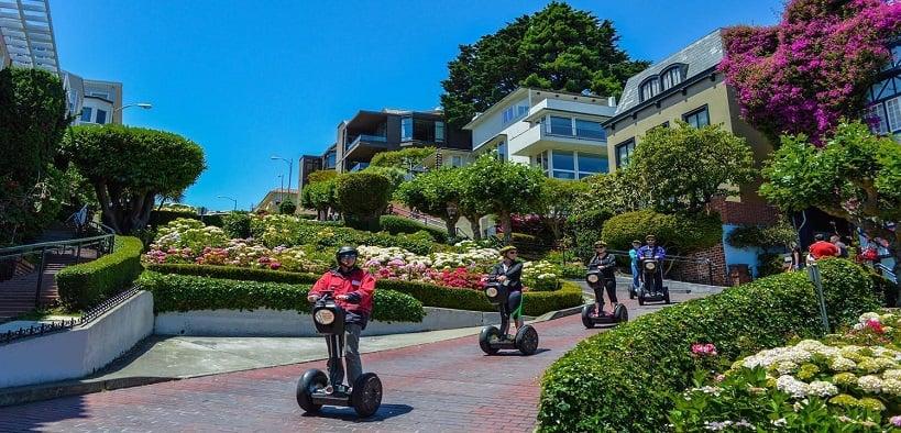 Turismo no mês de setembro em San Francisco